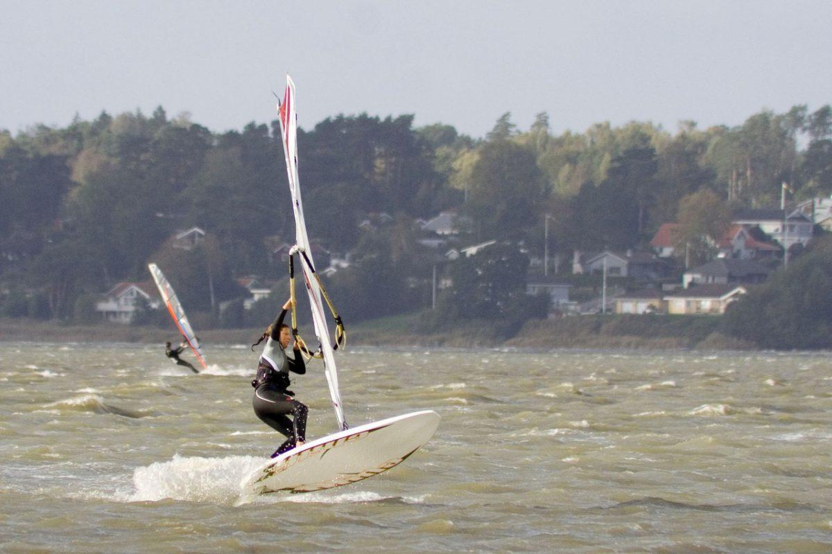 Wakacje z windsurfingiem nie będą nudne